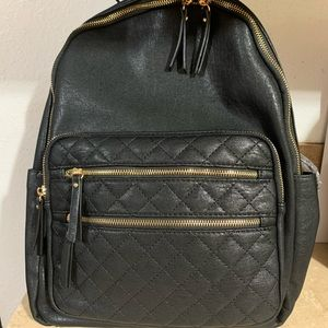 Miztique vegan leather backpack
